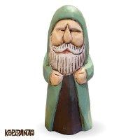 Hood Santa GREEN