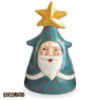 Star Tree Santa