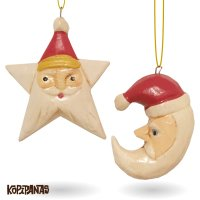 Star&Moon Santa