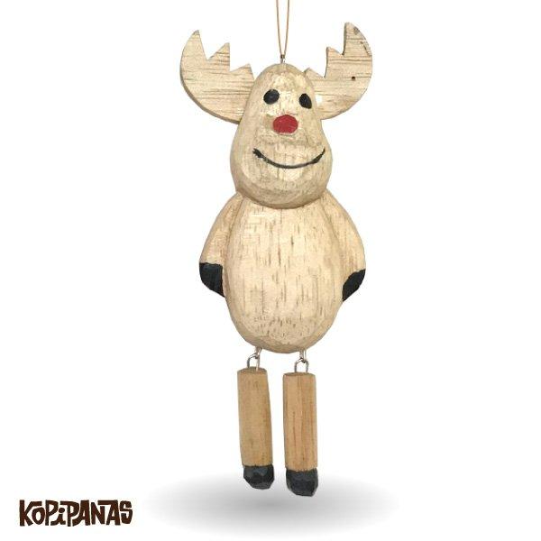 画像1: Swing Reindeer