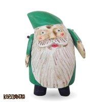 Hand Move Santa GREEN