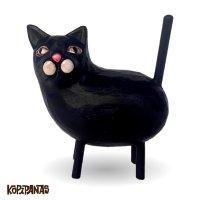 Standing Cat BLACK