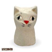 Thumb Cat -WHITE