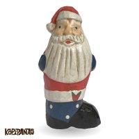 Boots Santa - BLUE