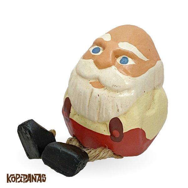 画像2: Sitting Sag Santa - S