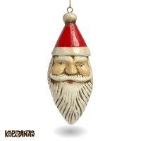 Antique Santa Head - M