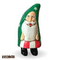 Curved Santa GREEN