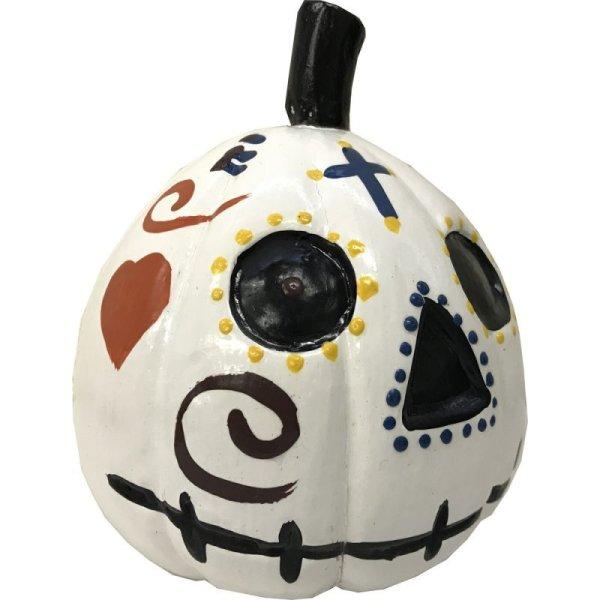 画像4: Pumpkin Skull