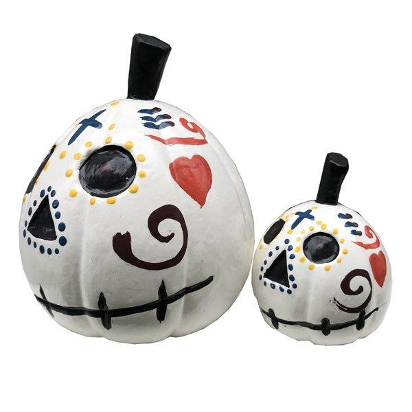 画像2: Pumpkin Skull
