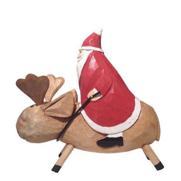 画像2: Riding Tonakai Santa