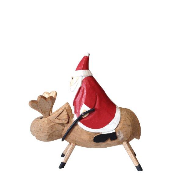 画像3: Riding Tonakai Santa