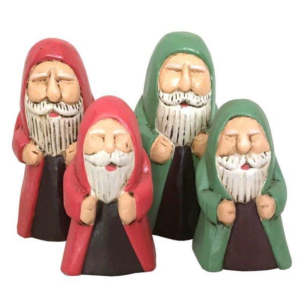 画像1: Hood Santa