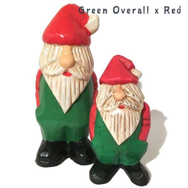 画像2: Overall Santa