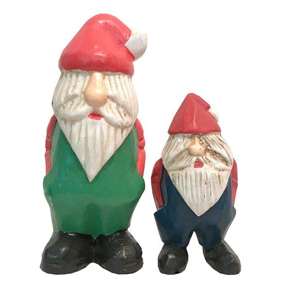 画像1: Overall Santa